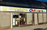 ACCREDITED NORTH SIDE DAYCARE SEEKING STAFF