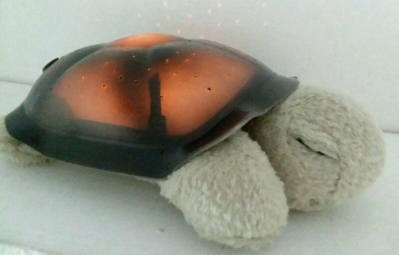 Turtle Plush / Cloud B Twilight Turtle Classic Night Light Stars Projector