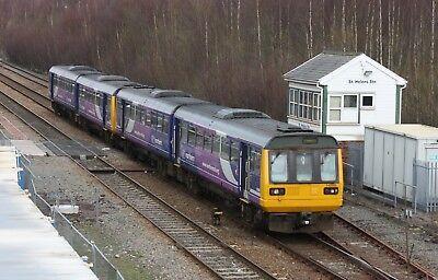 142005+142041 Northern Rail Quality British Rail Photo