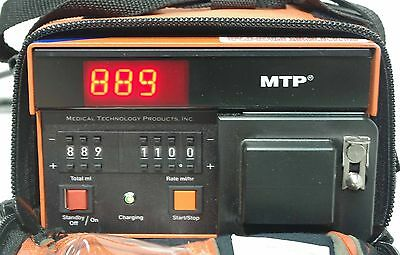 Medical Technology Products Transport Infusion Iv Pump Mtp-1001 Nice