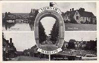 Postcard - Marlow - Views Of Marlow - 5 Views -  - ebay.co.uk