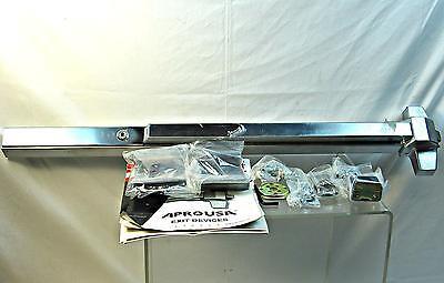 NEW APR-USA 22 Series Reversible Rim Type Push Bar Panic Exit Device Aluminum