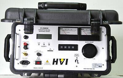 High Voltage Inc. Ock-30 Neutral Resistance Tester