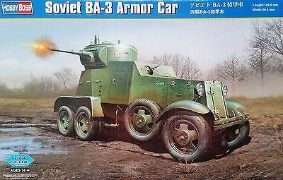 HOBBYBOSS® 83838 Soviet BA-3 Armor Car in 1:35