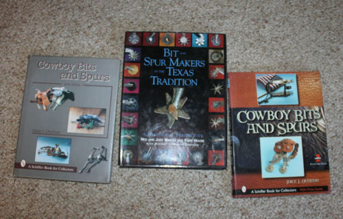 3 Fantastic Spur history books