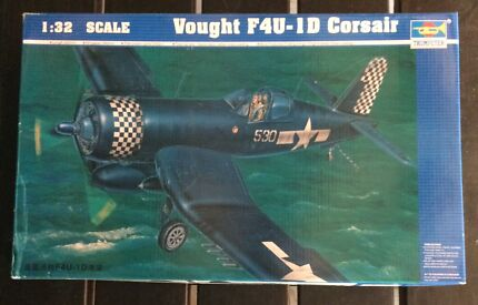 Trumpeter Vought F4U-1D Corsair 1:32 Model Kit