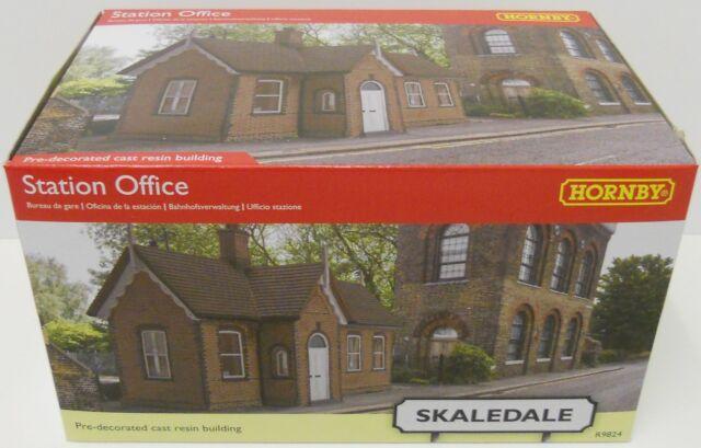 Hornby Skaledale R9824 - Station Office                       (00) Railway Model