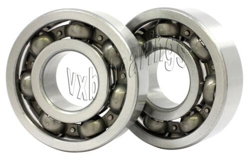 Lot (2) Ball Bearings 28x68 mm 63/28 Bearing 28x68x18