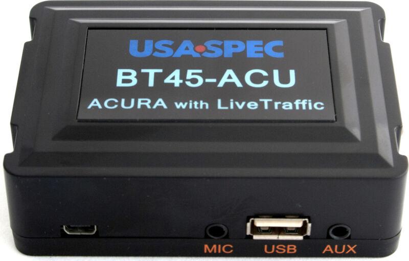 USA Spec BT45-ACU 07-09 Acura with Live Traffic