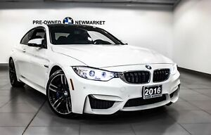 2016 BMW M4 Coupe -1owner|NO Accidents| Park Distance Control|