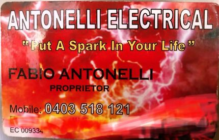 ANTONELLI ELECTRICAL