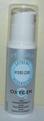 (PERLIER Hydro-Zone Oxygen Smart Moisturizing Serum 1.6 FL OZ ~ FULL SIZE)