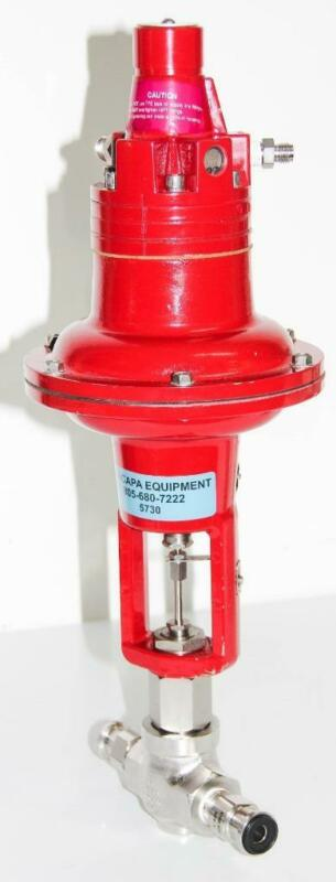 Research Control Badger Meter TLDA Actuator Valve 15 PSI 1002GCN36SVCPEEP36 5730