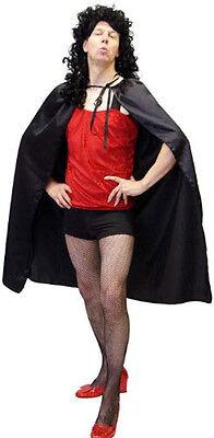 Halloween-Rocky Horror-Drag-Men's Süß Transvestit Kostüm - Perücke Alle - Rocky Horror Kostüme