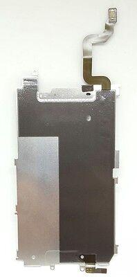 "100% Original Apple LCD Screen Metal Plate + Home Button Flex  For iPhone 6 4.7"""