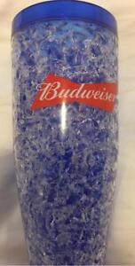 BUDWEISER FREEZER GLASS NIGHT NY NEW YORK YANKEES 2018 5/25/18 SGA BEER MUG