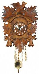 Kuckulino Black Forest Clock with quartz movement and cuckoo ch.. TU 2015 PQ NEW