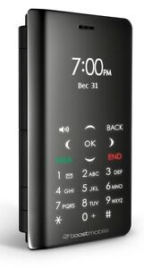 NEW Sanyo SCP 6780 Innuendo - Black (Boost Mobile) Cellular Phone