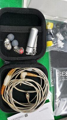 Shure SE846 In-Ear Only Headphones - Clear