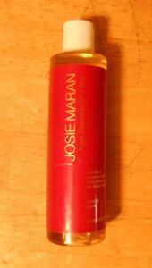 8.3FLoz JOSIE MARAN ARGAN CLEANSING OIL FOR BODY CARAMEL APPLE sealed