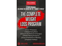 The complete weight loss progeam