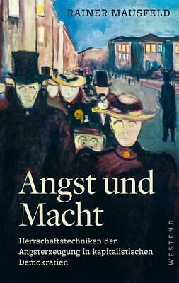 Angst und Macht | Rainer Mausfeld | 2019 | deutsch | NEU (Angst Bücher)