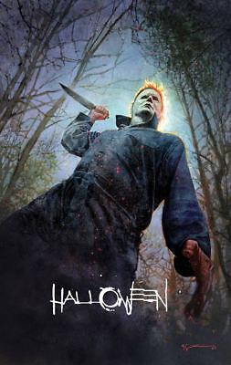 Halloween Movie Poster Art ( Halloween ( 11