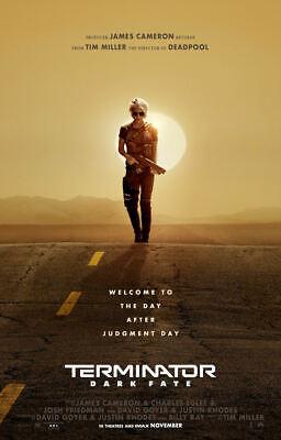 "Terminator: Dark Fate ( 11"" x 17"" ) Movie Collector's Poster Print"