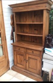 SOLID MEXICAN PINE DRESSER BOUGHT FROM SWALLOW PINE