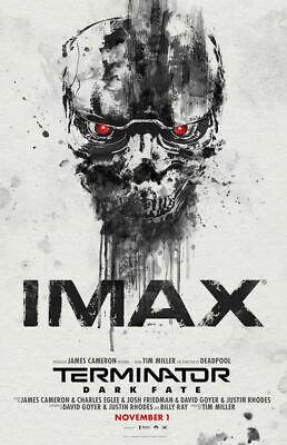 "Terminator: Dark Fate ( 11"" x 17"" ) Movie Collector's Poster Print (T4)"