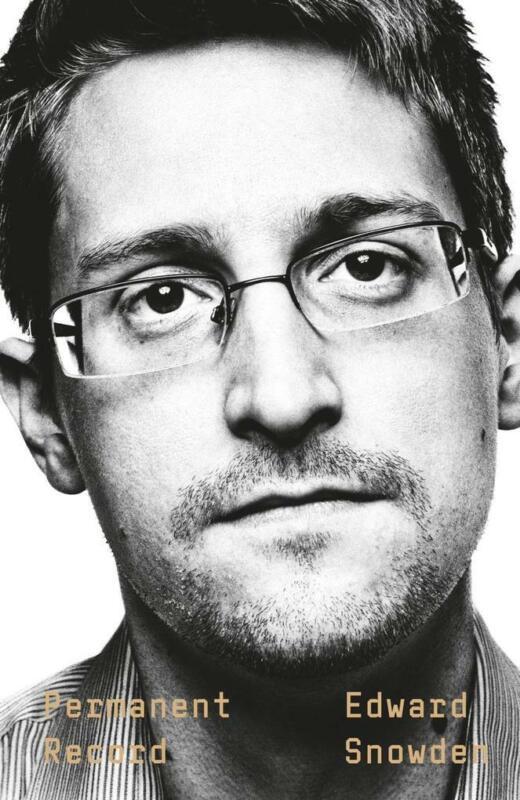 Permanent Record | Edward Snowden | 2019 | englisch | NEU