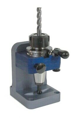 Cat40 Bt40 Tool Holder Tightening Fixture - Blue - Usa- Cosmos Industrial Llc