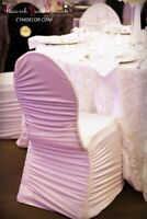 $1.00!!! —- CHAIR COVERS - LINENS - EVENT DECOR - RENTALS —-