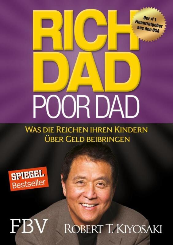 Rich Dad Poor Dad | Robert T. Kiyosaki | 2014 | deutsch | NEU