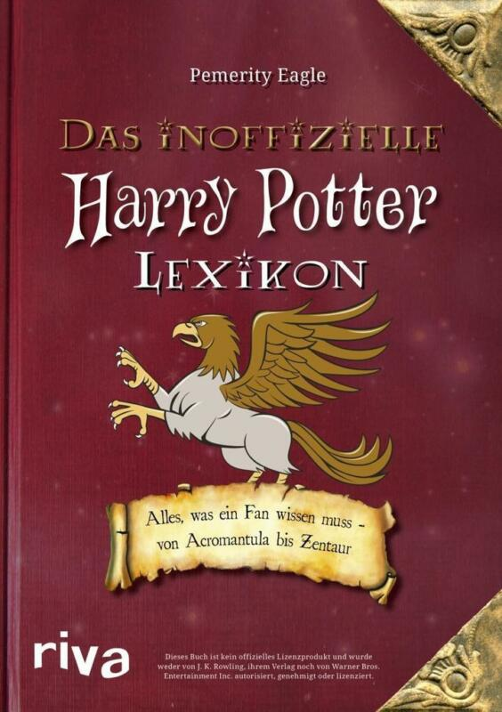 Das inoffizielle Harry-Potter-Lexikon | Pemerity Eagle | 2018 | deutsch | NEU