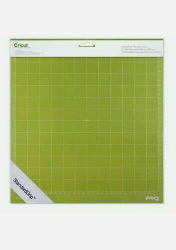 Cricut Cutting Mat standard grip 2 PACK-BARGAIN!!!