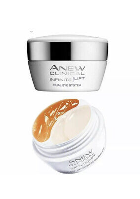 AVON ANEW CLINICAL INFINITE LIFT DUAL EYE SYSTEM SEALED NEW 20ML***SALE**