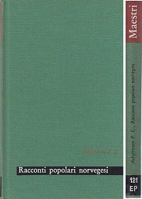 RACCONTI POPOLARI - tolstoj- EP - MAESTRI 161-162 due volumi