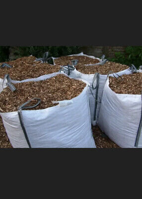 Quality Garden Wood Chippings - Mulch. Free Delivery 5 Miles From CM22&CB11