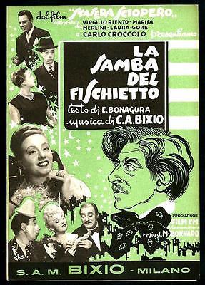 La samba del fischietto ( dal film