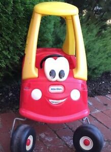 Little tikes car Greenwith Tea Tree Gully Area Preview