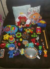 Huge baby boys toy bundle