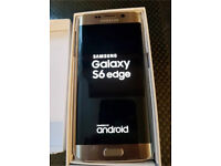 Samsung Galaxy S6 Edge Excellent Condition Slight Fault