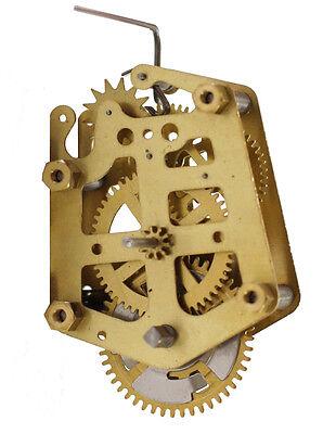 New Novelty German Mini Cuckoo Movement Clock Kit with Mini Pendulum (MNC-10)