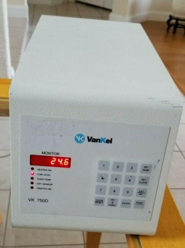 VanKel VK 750D 65-3000 Bath Heat Circulation Controller