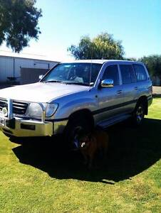 Toyota LandCruiser GXL 100 Series Wagon 7 Seater 1999 Dublin Mallala Area Preview