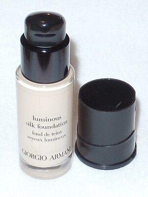 NEW Giorgio Armani LUMINOUS SILK FOUNDATION Makeup #2