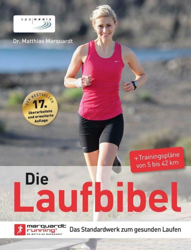 Die Laufbibel   Matthias Marquardt   2017   deutsch   NEU