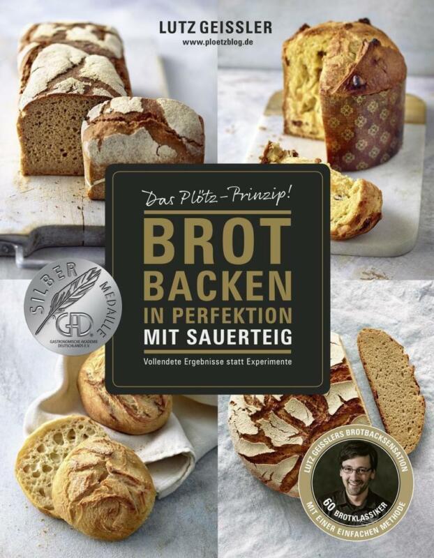 Brot backen in Perfektion mit Sauerteig   Lutz Geißler   2018   deutsch   NEU