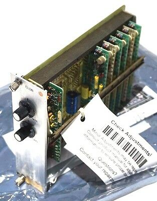 Reliance Electric 51865-6 Cldb Current Loop Circuit Card Repaired 518656